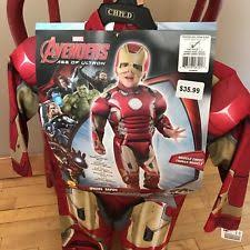 Iron Man Halloween Costume Toddler Iron Man Costume Ebay