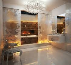Designer Bathroom Wallpaper Bathroom Redecorating Bathroom Bathrooms Remodel Design Ideas
