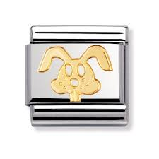 classic rabbit nomination classic rabbit charm charms from joshua uk
