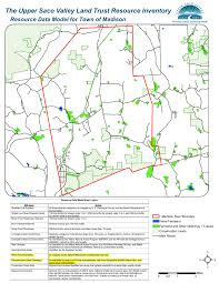 Madison Map Madison Maps U2013 Click Maps To Enlarge Upper Saco Valley Land Trust
