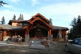 Stone and Log House Plans Elegant Modern Rustic House Plans