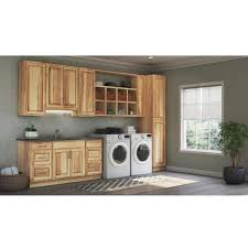 hickory grey stained kitchen cabinets hton bay hton 14 5 x 14 5 in cabinet door sle in