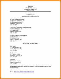 stunning reference list for resume images simple resume office
