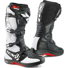 motocross boots 8 tcx x helium michelin motocross boots dirt bike mx leather hybrid
