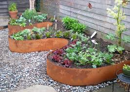 cheap flower bed borders 4009