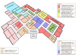 Warehouse Floor Plan Software by Amptech Commercialization Center Advanced Plasma Solutions