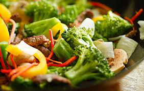 cuisine dietetique légumes sautés au wok cuisine diététique