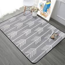 Soft Area Rugs Arrows Soft Area Rug Bedside Rug And Carpet European Style