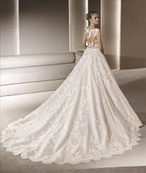 la sposa wedding dresses la sposa roby wedding dress weddingland barcelona vestidos