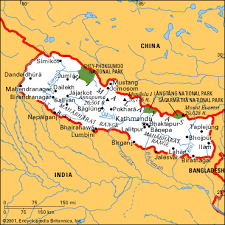map of nepal and india india china strengthen ties with nepal investment