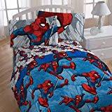 amazon marvel ultimate spiderman twin comforter u0026 sheet