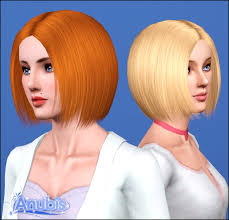 child bob haircut sims 4 mod the sims stylish bob hair both genders all ages