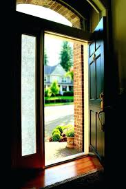Curtain Ideas For Front Doors by Front Doors Door Inspirations Front Door Sidelights Curtains