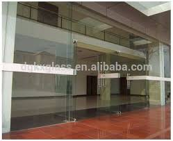 entrance glass door frameless glass entrance doors frameless glass entrance doors