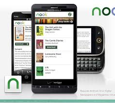 nook for android nook for android updated to 2 2