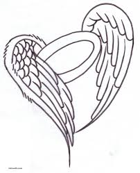 100 wings coloring pages coloring page of hearts hearts are not