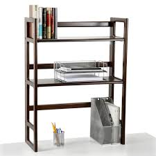 java solid wood folding hutch the container store