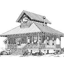 cabin plan 21 tiny houses southern living