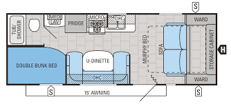 bunkhouse travel trailer floor plans u2013 gurus floor