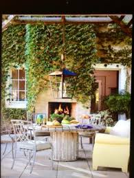 Tuscan Style Patio Furniture Image Source Tuscan Style Terraces And Patios Pinterest