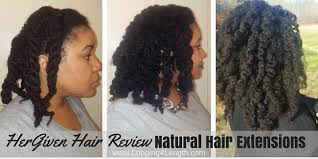 curly hair extensions before and after hergiven hair review 4c hair extensions longing 4 length