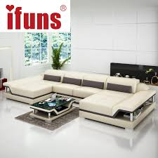 Modern Leather Living Room Furniture Sofa Beds Design Amusing Modern Low Price Sectional Sofas Ideas