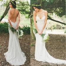 low back wedding dresses 2017 mermaid lace wedding dresses vestidos custom made low