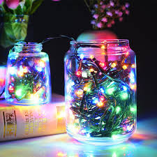 Christmas Rope Lights Solar by Solar String Lights 200 Led Litom 72ft Durable Multi Color