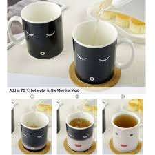 aliexpress com buy magic coffee mugs tasse cafe thermomug