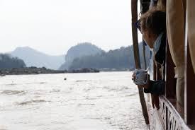 Auf dem Mekong von Luang Prabang nach Thailand Vicki & Steven´s