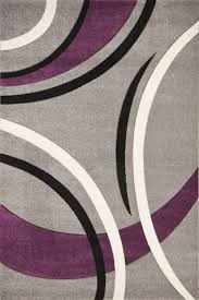 Purple And Black Area Rugs Outstanding Gray And Purple Area Rug Designs In 5x7 Modern Awesome