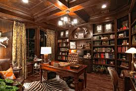 gentleman 39 s home office masculine office decor gentleman39s gazette