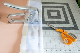 How To Make A Headboard With Fabric by Use What You Have Decorating Cushioned Headboard In My Own Style