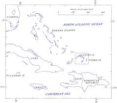 Map Of Turks And Caicos Turks And Caicos Reefs And Ocean Teem With Marine Life