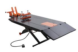 Motorcycle Lift Table by Motorcycle Lifts Skywavelift