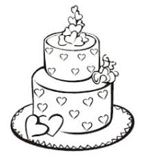 wedding cake drawing white wedding cakes aol image search results