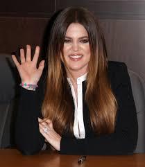 khloe kardashian hair stylebistro