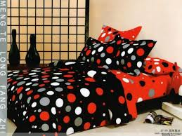 gray black and red bedding red bedroom designs largelarge size