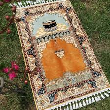 what are prayer rugs and how are they used by muslims leevery
