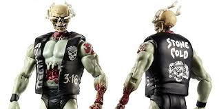 ringside collectibles black friday ringside collectibles releasing wwe series 2 zombie figures dark