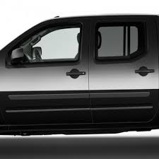 nissan frontier crew cab body side molding 2005 2018 fe2 fron05 cc