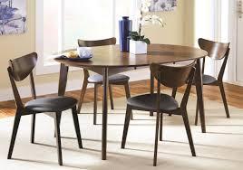 infini furnishings frederik 5 piece dining set u0026 reviews wayfair