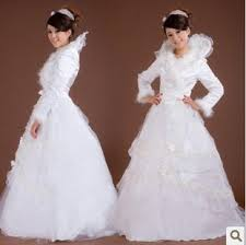 winter wedding dresses 2011 hot sale fashion winter wedding dress bridesmaid dresses