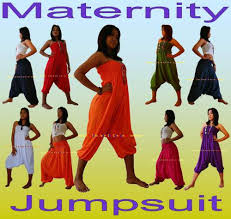 pregnancy jumpsuit comfortable maternity jumpsuit baggy harem combo 8 colors