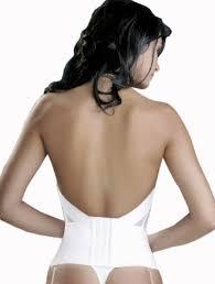 bridal bra flattering me longline bridal bra bustier 728 32b