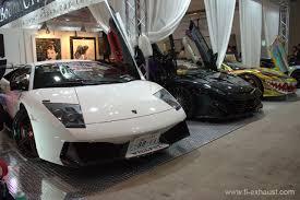 Lamborghini Murcielago Widebody - tokyo auto salon news