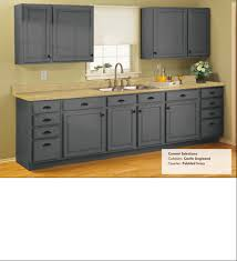 Ivory Colored Kitchen Cabinets Castle Unglazed Light Counter Good Contrast Like The Blue