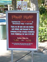 6 Flags California Tickets Final Weekend For Fright Fest 2011 At Six Flags Magic Mountain