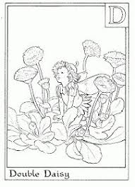 flower fairies coloring pages fairies coloring flower