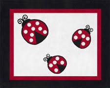 Ladybug Area Rug Ladybug Rug Ebay